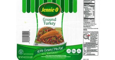 More than 164,000 pounds of ground turkey recalled