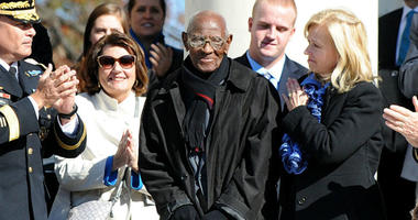 Richard Overton, America's oldest World War II veteran and the oldest man in the United States, died Thursday afternoon at the age of 112.