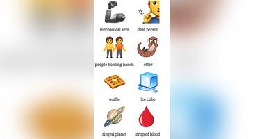 Inter-racial couples, a guide dog, and a woman in a wheelchair are among the latest crop of emojis slated to be released this year.