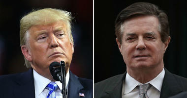 Prosecutors in the Manhattan district attorney's office have prepared a criminal case against Paul Manafort in the event that he receives a presidential pardon, Bloomberg News reported.