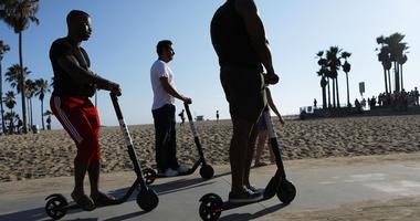 e-scooters