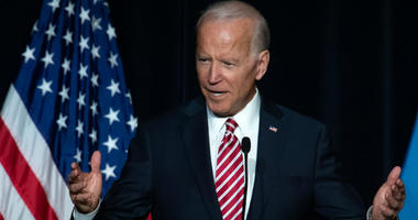 "Former Vice President Joe Biden released a video on Twitter Wednesday and said he will be ""more mindful about respecting personal space in the future."""