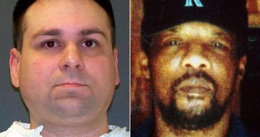 John William King (left) and James Byrd Jr. (right)