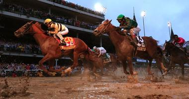 Maximum Security, the horse that made history by being disqualified from Saturday's Kentucky Derby for a rules infraction, will not run in the Preakness Stakes, the next leg of racing's Triple Crown, his owner said in an interview with NBC.
