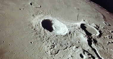The moon is slowly shrinking over time, which is causing wrinkles in its crust and moonquakes, according to photos captured by NASA's Lunar Reconnaissance Orbiter.