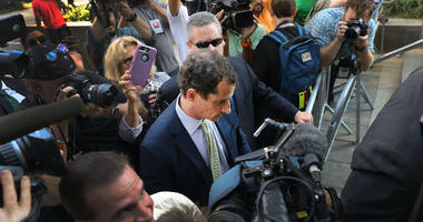 Anthony Weiner was released Tuesday from prison custody after serving a 21-month sentence for sexting with a minor.