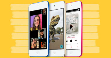 Apple's new iPod Touch comes with a faster chip.