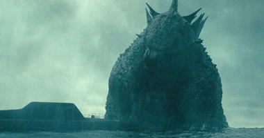 """Godzilla: King of the Monsters,"" was king of the weekend box office, beating out ""Aladdin"" and Elton John's biopic, ""Rocketman."""