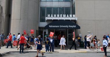 Hahnemann University Hospital