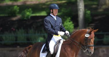 Michael Barisone, former dressage Olympian, has been charged with attempted murder.