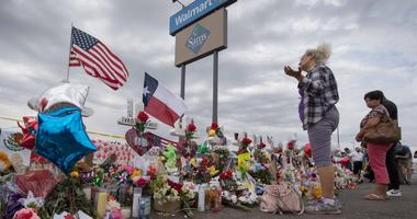 Walmart El Paso Shooting Memorial