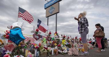 Walmart El Paso Shooting Memorial