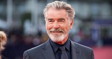 Pierce Brosnan arrives at the Opening Ceremony during the 45th Deauville American Film Festival on September 06, 2019 in Deauville, France.
