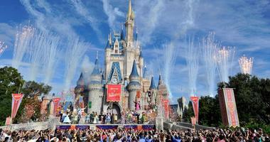 Magic Kingdom, Disney World, Orlando, Florida