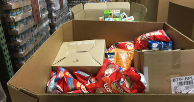 Food Bank of South Jersey is sending food assistance to the Florida Panhandle.
