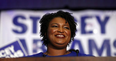Democratic candidate for Georgia Governor Stacey Abrams