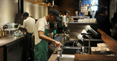 Starbucks will start paying employees to volunteer 20 hours a week.