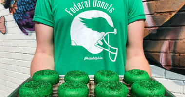 The Iggle doughnut returns for one day only to celebrate the Eagles' season opener.