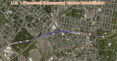Wayne Junction Viaduct