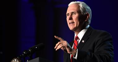 Vice President Mike Pence speaks to National Religious Broadcasters 75th Annual Convention at Gaylord Opryland Resort & Convention Center.