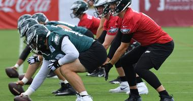 Philadelphia Eagles training camp