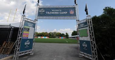 Eagles training camp