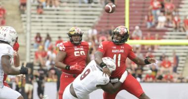 Temple Owls play Maryland Terrapins