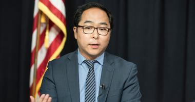 New Jersey Rep. Andy Kim
