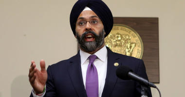 New Jersey Attorney General, Gurbir S. Grewal