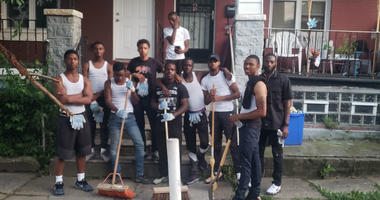 On Friday, men will gather in West Philadelphia for a march aimed at engaging youth to stop the violence. The effort is in response to multiple shootings in recent weeks.