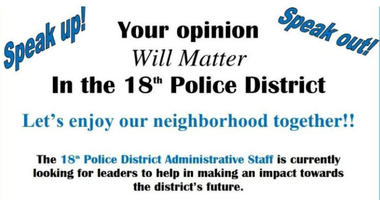 police district advisory council