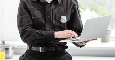 Police Laptop
