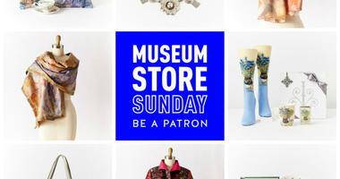 Museum Shop Sunday