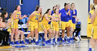 The Widener University women's basketball team has won eight of its first nine games this season.