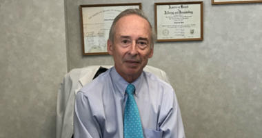 Dr. Albert Rohr is the chief of allergy at Main Line Health.
