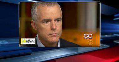 Former FBI Director Andrew McCabe said that he directed the bureau in 2017 to probe whether President Donald Trump obstructed justice in order to preserve ongoing investigations into Russian interference in the 2016 election.