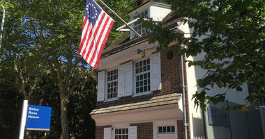 Betsy Ross House in Old City Philadelphia