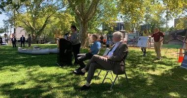 Philadelphia's free summer sleep-away camp for kids gets funding from John Dougherty.