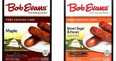Bob Evans Farms, Inc., is recalling approximately 46,734 pounds of pork sausage link products