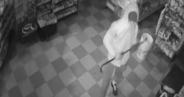 Philadelphia police are looking for a group of males who they say cut a hole in the roof of an Olney-neighborhood deli, and stole 5-grand.