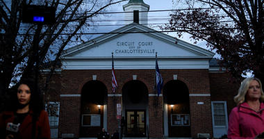 Charlottesville Courthouse