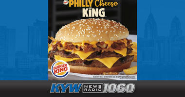 Philly Cheese King