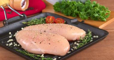 Salmonella from Chicken Sickens People