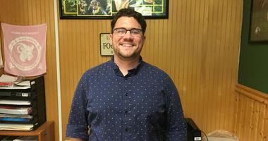 Esports Program Director Chris Shriver