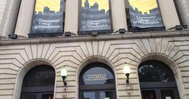 Community College of Philadelphia.