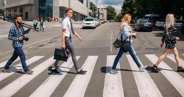 Pedestrian Traffic Laws