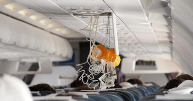 Airplane Oxygen Mask