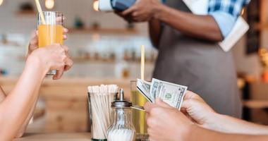 cash payment.