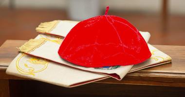 Catholic Cardinal Red Hat