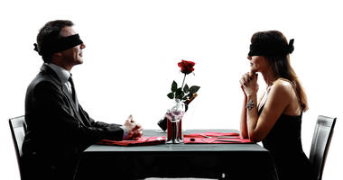 Well this will go down as your worst blind date ever.